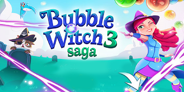 play bubble witch saga online free
